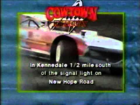 1989 Cowtown Speedway Ad