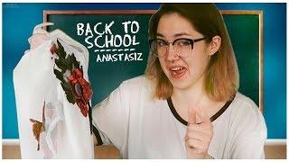КАК СТАТЬ МОДНОЙ В ШКОЛЕ? | BACK TO SCHOOL