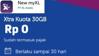 cara daftar paket internet murah xl - internet murah