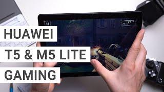 Huawei MediaPad T5 & M5 Lite 10 Gaming & Benchmark Test