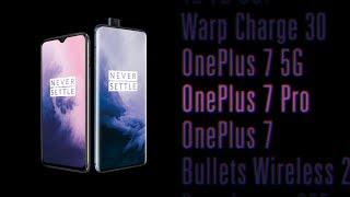 Презентация OnePlus 7 Pro за 13 минут