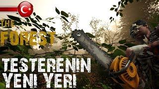 ELEKTRİKLİ TESTERE YENİ YERİ ★ THE FOREST