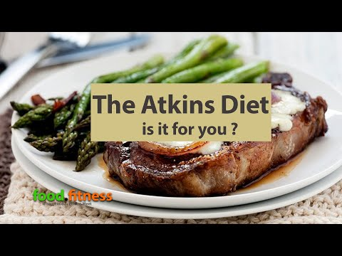 The Atkins Diet -Pros and Cons of the popular diet | Can you really lose weight in 2020 with it?