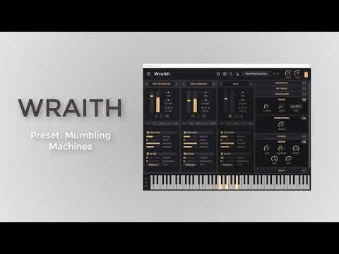 Wraith - Drone Preset Samples