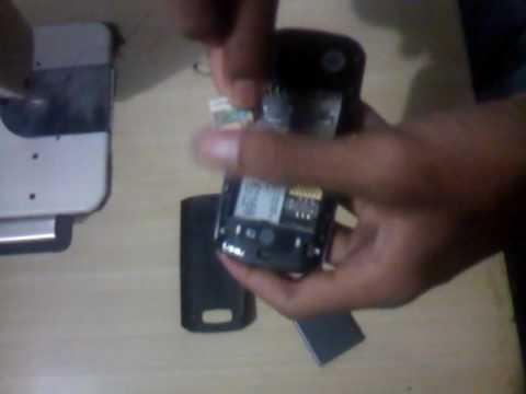 HOW TO INSERT SIM CARD CELLPHONE NOKIA ASHA 306