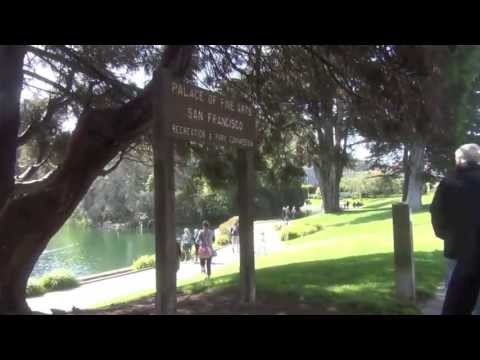 Palace Of Fine Arts San Francisco   HD 1080p