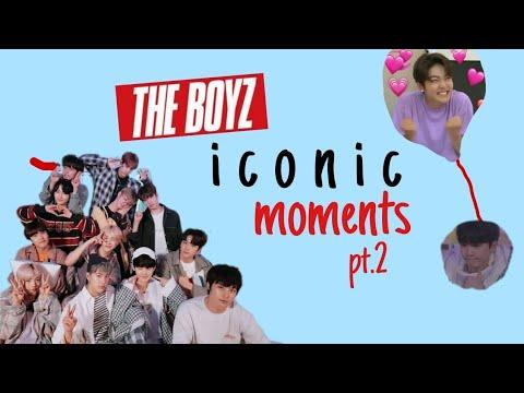 the boyz iconic moments pt.2