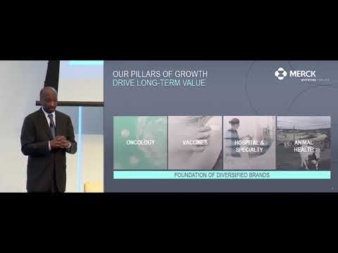 Ken Frazier, Chairman & CEO, Merck presents at the CEO Investor Forum, February 2018