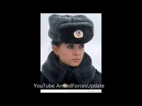 Russlands Waffen: Die Frauen in Uniform