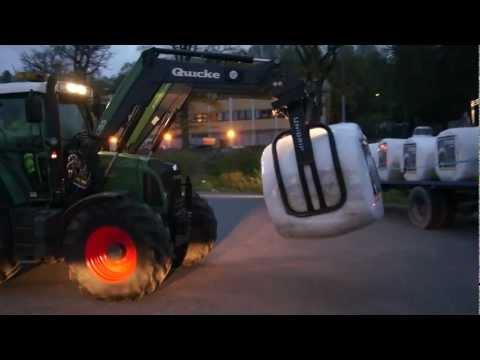 Brudd Bønder aksjonerer i Tønsberg Jens legger egg 1