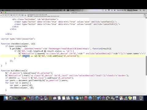 Create A P2P Private Wiki Using Only HTML, CSS And Javascript