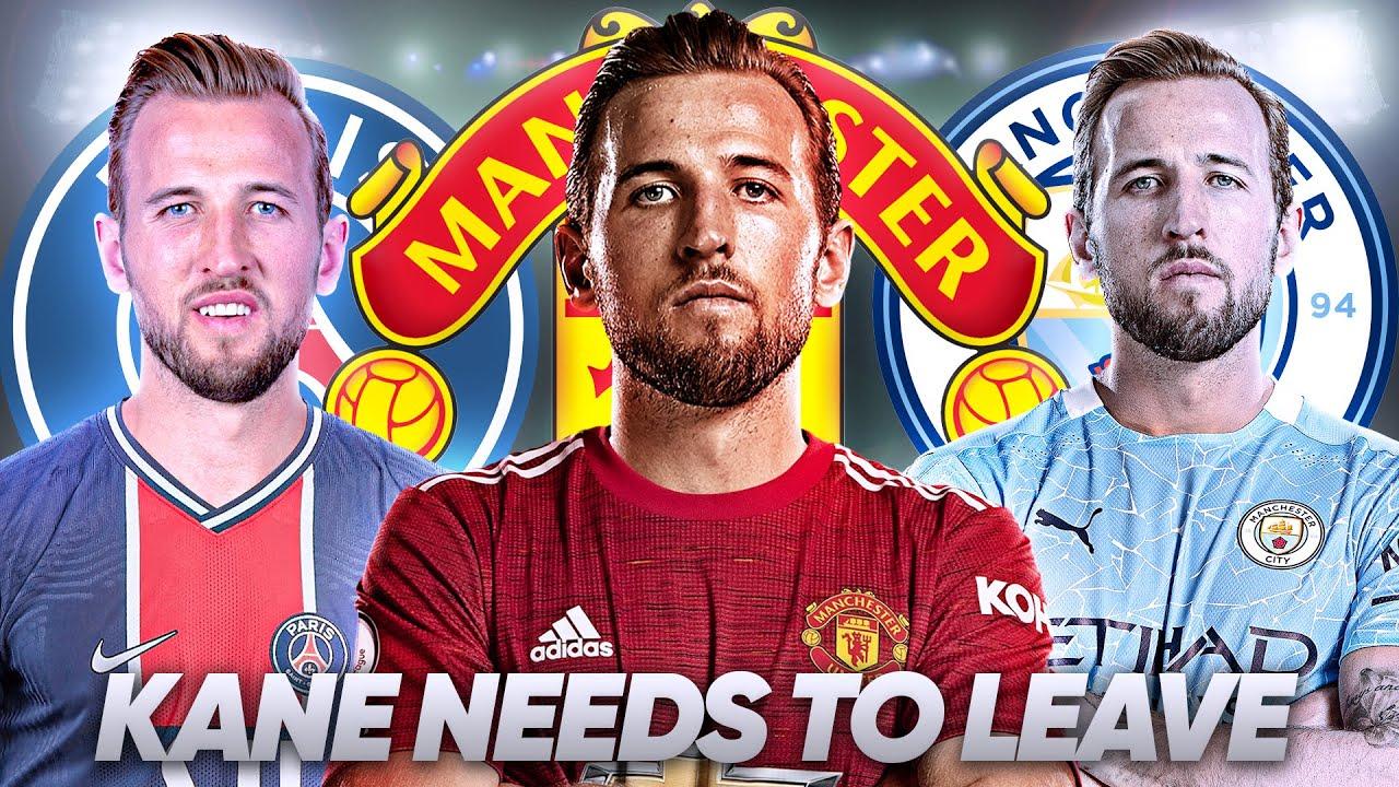 Harry Kane transfer: Tottenham striker 'desperate' for Premier ...