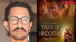 Aamir Khan Gets Worried About 'Thugs Of Hindostan'