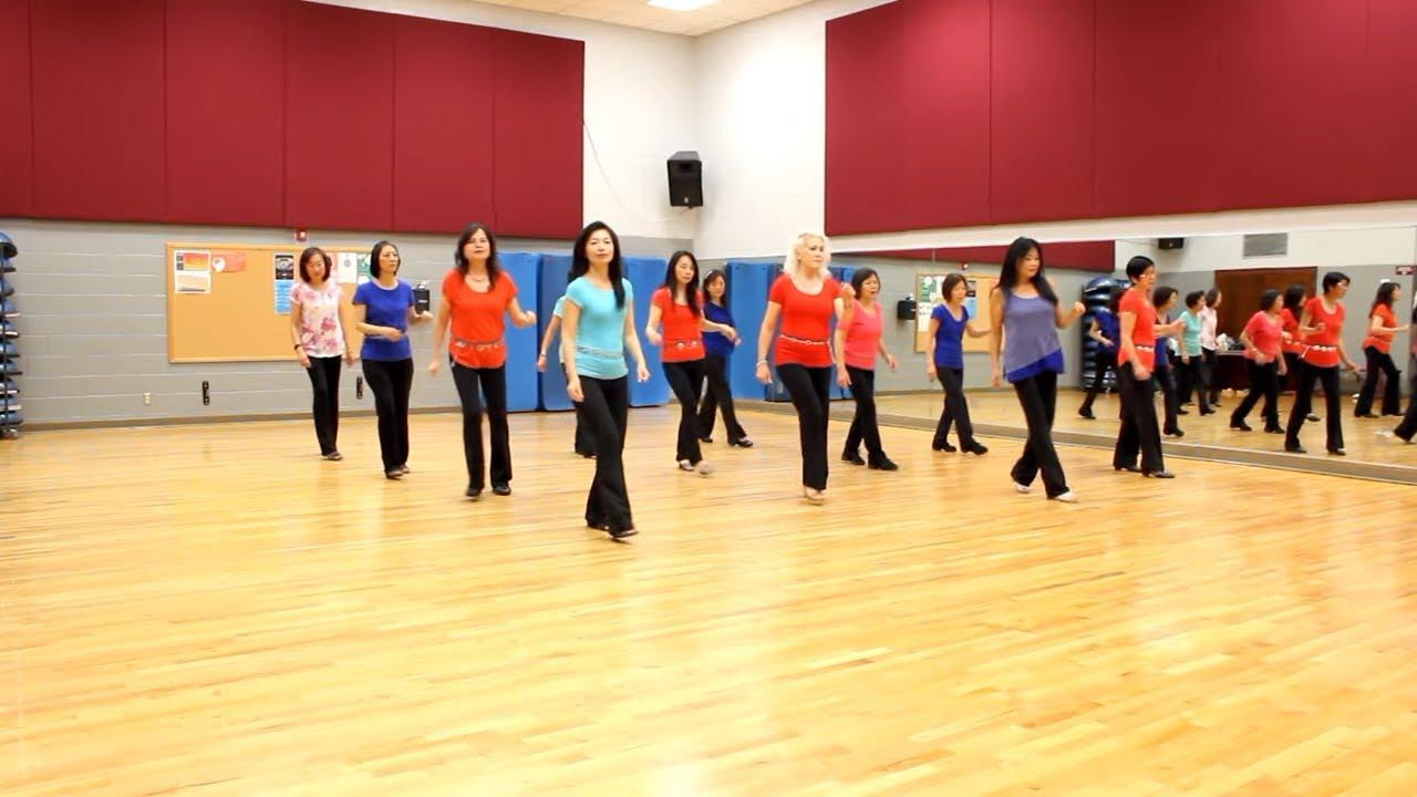 Fine,fine line的反義詞, So Fine - Line Dance (Dance & Teach in English & 中文) - YouTube