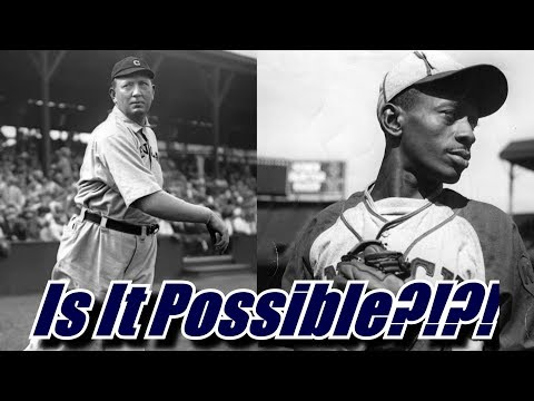 CY YOUNG AND SATCHEL PAIGE IN MLB THE SHOW 18????