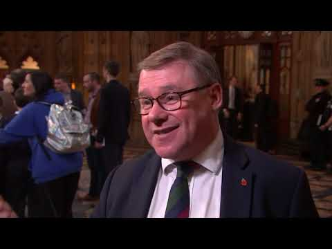 Francois: ERG 'won't vote for motion that rules out no-deal'