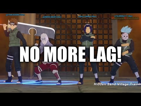 Naruto To Boruto SHINOBI STRIKER No Longer Has Any Lag! #FIXED