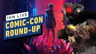 Comic-Con Round-Up: Star Wars, Blade Runner, Walking Dead
