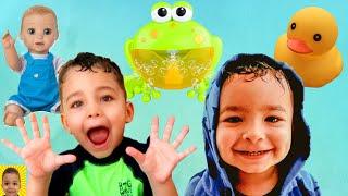أغنية الطفل - قافية الأطفال | Children's Song - Bath Song