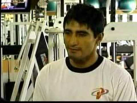 Erik Morales Latest Training .