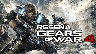 RESEÑA: Gears Of War 4 (Mi opinión)