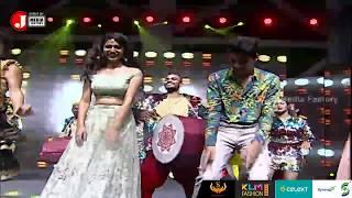 Priya Varrier Live Dance Performance   Lovers Day Audio Launch   Allu Arjun   Priya Prakash Varrier