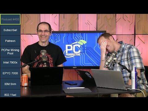 PC Perspective Podcast #455 - 06/22/17