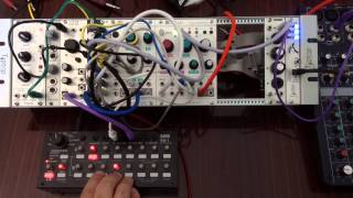 Clouds, Sheep, STO, SQ1 - Modular Jam