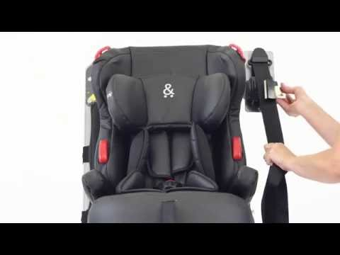 discovery™ toddler car seat instructional guide - phil&teds 2016