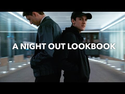 A NIGHT OUT LOOKBOOK - SS16 | TheLineUp Menswear