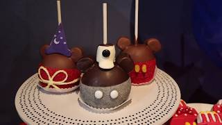 Get Your Ears On! A Mickey and Minnie Celebration of Food