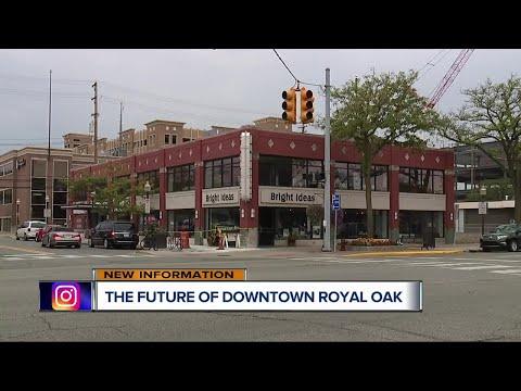 Downtown Royal Oak to make big changes