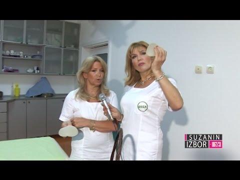 Suzanin izbor S01E33 - Estetska hirurgija grudi u klinici Orea