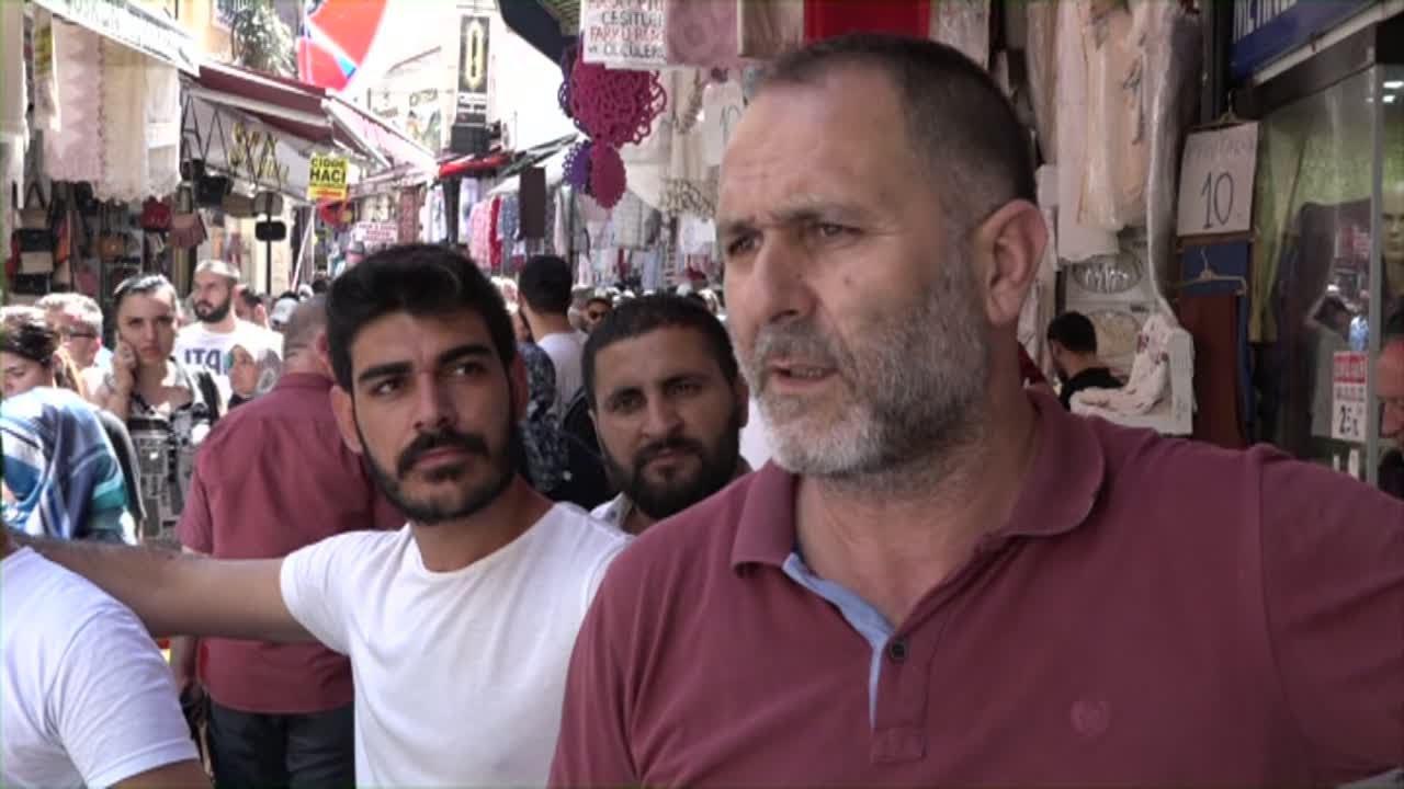 فرانس 24:Turkey currency crisis: price hikes scare shoppers