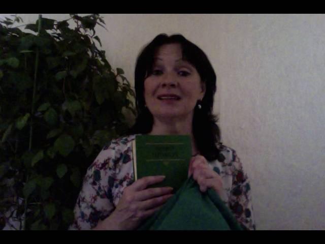 Изображение предпросмотра прочтения – НатальяЖукова читает произведение «Не бродить, не мять в кустах багряных…» С.А.Есенина
