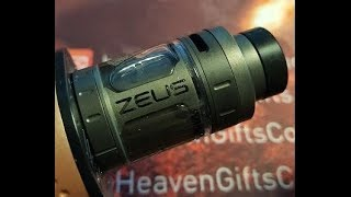 Zeus RTA by Geekvape