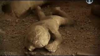 помпеи  изображение креста   I век н э  иудеохристиане  Сенсационные археологические находки