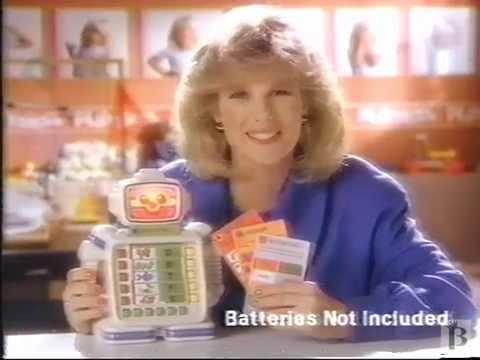 Alphie II Commercial 1987