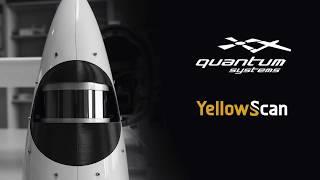 Quantum Systems/YellowScan - LIDAR integration thumbnail