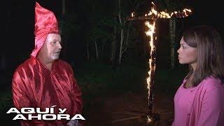 El ataque racista en contra de Ilia Calderón por parte de un miembro del Ku Klux Klan