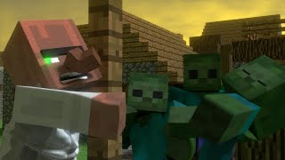 Annoying Villagers 3 - Minecraft Animation