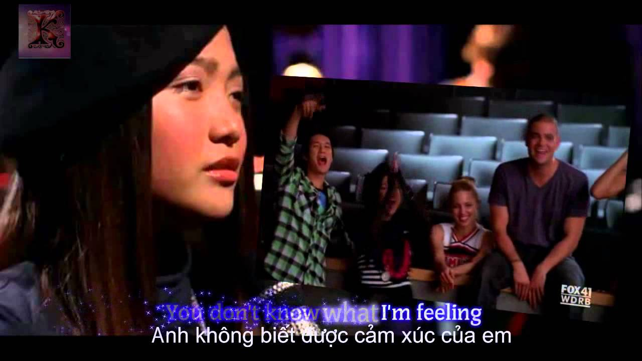what was the first song sung on glee