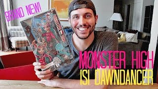 MONSTER HIGH - BRAND BOO STUDENT - ISI DAWNDANCER - DOLL REVIEW thumbnail