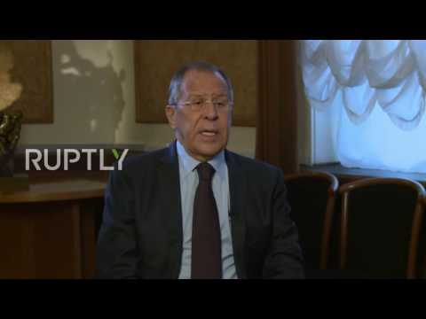 Russia: 'Apologise for what?' Lavrov refutes BBC accusations over MH17 report