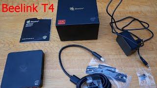 Test review mini pc Beelink T4