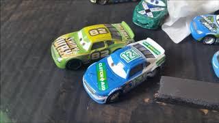 Cars 3 Stop Motion Race 13