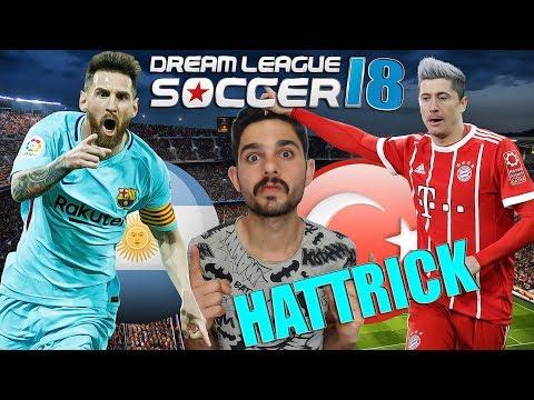 Arjantin vs TürkiyemSpor ! Ulusal Kupa 4. Tur Final  - Dream League Soccer 2018