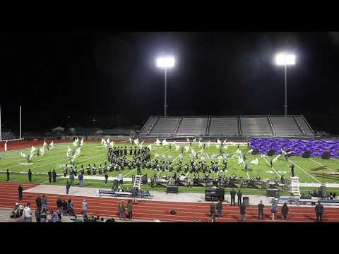 Spirit of Waxahachie Band Performance