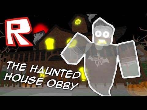 Haunted House Obby | ROBLOX
