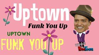 Bruno Mars Song Lyrics - Mark Ronson's Uptown Funk ft. Bruno Mars